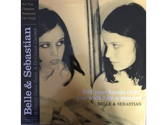 BELLE & SEBASTIAN - FOLD YOUR HANDS CHILD NY LP + DOWNLOAD GATEFOLD