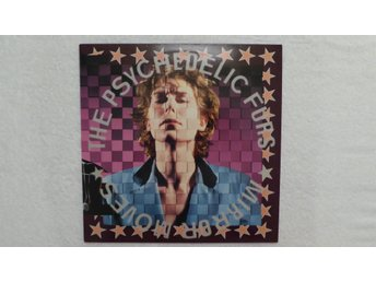 THE PSYCHEDELIC FURS - LP - MIRROR MOVES - ROCK!!!