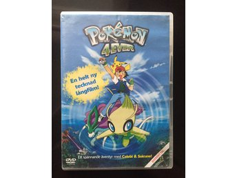 Pokemon 4 ever - DVD