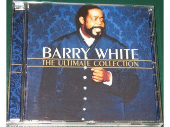 BARRY WHITE -- ULTIMATE COLLECTION -- 2000 -- CD