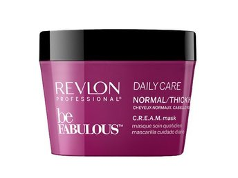 Revlon Be Fabulous Normal/Thick Hair Cream Mask 200ml