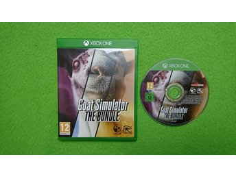 Goat Simulator Bundle Edition Xbox One
