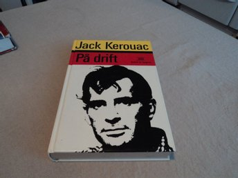 På drift (On the road), av Jack Kerouac. Klassiker!