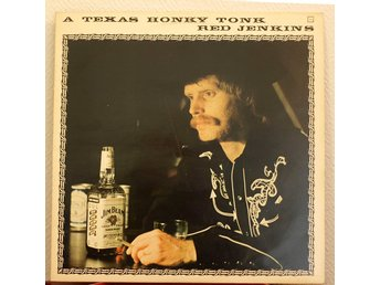 LP. RED JENKINS - A TEXAS HONKY TONK.