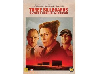 Three Billboards Outside Ebbing Missouri (DVD)