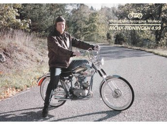 MCHK 1999-4 Rudge..Moped Rusch..Moped Nymanbolagen Saxoped