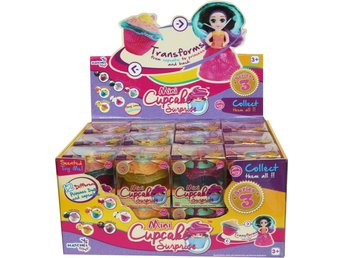 Mini Cupcake Surprise Serie 3 12-pack