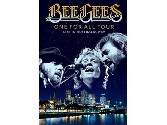 BEE GEES - ONE FOR ALL TOUR - NY/INPLASTAD  DVD