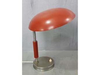 RETRO BORDSLAMPA LAMPA INDUSTRIDESIGN 50/60-TAL