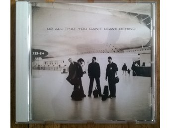 "U2 ""all that you can't leave behind"""