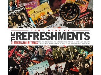 Refreshments: Very best of... 1999-2014 (Digi) (CD)