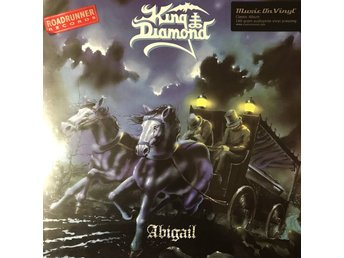 KING DIAMOND - ABIGAIL NY 180G LP
