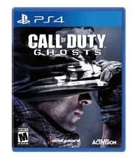 Call of Duty - Ghosts - Playstation 4
