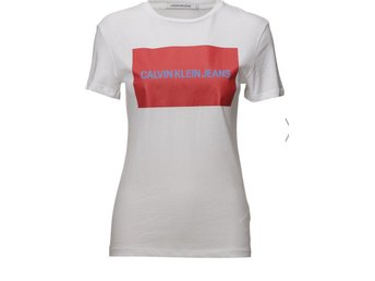 Calvin Klein Jeans t-shirt! Ny med tags