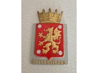 Landskapsvapen Landskapsskold Ostergotland 406450745 ᐈ Kop Pa Tradera