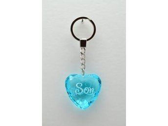 Diamond keyring Son