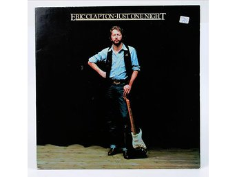 Eric Clapton - Just One Night 2658 135 LP 1980