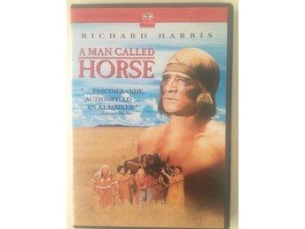 A man called Horse - Nyskick - UTGÅTT - Richard Harrisoch Judith Anderson - Gävle - A man called Horse - Nyskick - UTGÅTT - Richard Harrisoch Judith Anderson - Gävle