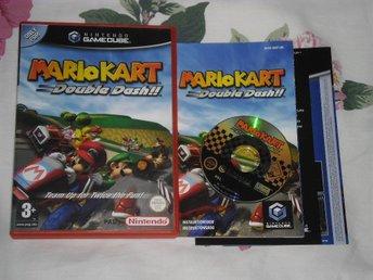 Nintendo GameCube: Mario Kart: Double Dash - Stockholm - Nintendo GameCube: Mario Kart: Double Dash - Stockholm