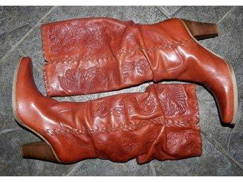 Western/Cowboy skinn boots Stövlar Bronx NYSKICK - Västerhaninge - Western/Cowboy skinn boots Stövlar Bronx NYSKICK - Västerhaninge