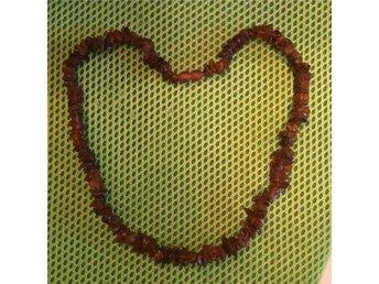 Natural amber halsband bärnsten - Helsingborg - Natural amber halsband bärnsten - Helsingborg