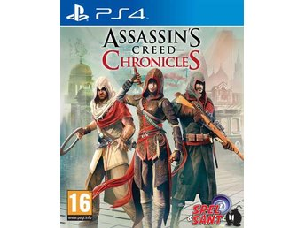 Assassins Creed Chronicles - Norrtälje - Assassins Creed Chronicles - Norrtälje
