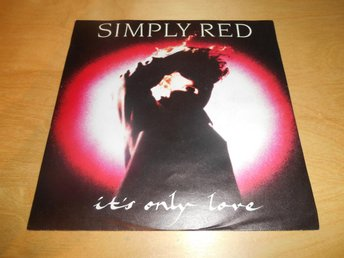 "Vinyl 7"" -  Simply Red - 19kr"