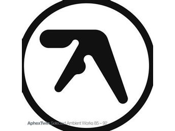 Aphex Twin: Selected ambient works 85-92 (CD)