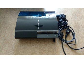 PlayStation 3/PS3 60GB (bakåtkompatibel med PS1 och PS2) - Stockholm - PlayStation 3/PS3 60GB (bakåtkompatibel med PS1 och PS2) - Stockholm
