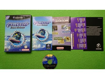 Wave Race Blue Storm KOMPLETT Nintendo Game Cube Bluestorm