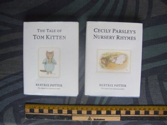 POTTER BEATRIX THE ORIGINAL PETER RABBIT BOOKS DEL 8, 23 ILLUSTRERADE  BRA SKICK