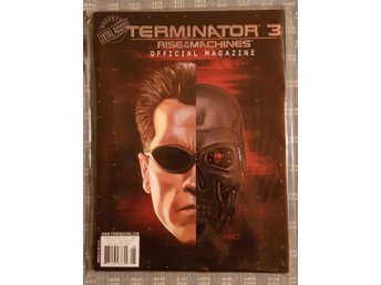 Terminator 3,Rise Of The Machines.(Official magazine),Issue 1 & 2.