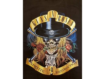 Guns n Roses t-shirt X-Large