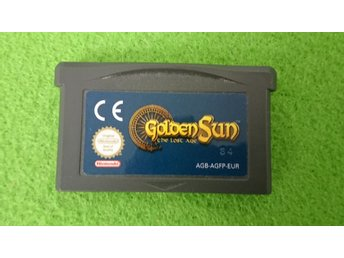 Golden Sun The Lost Age GBA Gameboy Advance Nintendo GBA