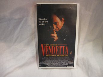 VHS - Vendetta av Jan Guillou