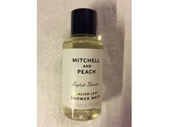 Mitchell And Peach English Growers English Leaf Shower Wash 50ml från Glossybox