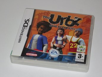 The Urbz - Sims in the City till Nintendo DS