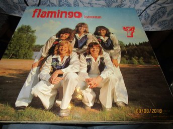 FLAMINGO KVINTETTEN 7 - LP
