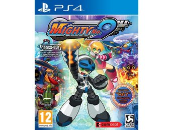Mighty Nr. 9 (Nytt Ps4)