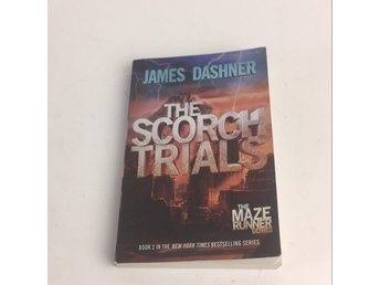 Bok, Strl: The scorch trials, James Dashner