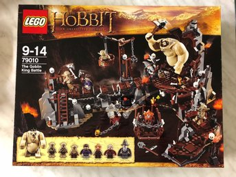 LEGO The Hobbit 79010 The Goblin King Battle - Ny