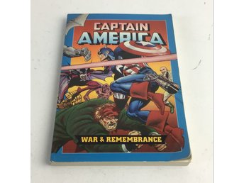Bok, Captain America, Roger Stern, Pocket, ISBN: 024885232554, 1980
