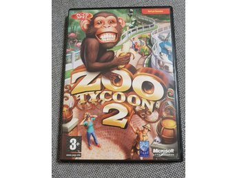 PC spel Zoo tycoon 2