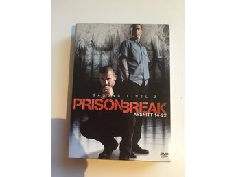 Prison break säsong 1- del 2