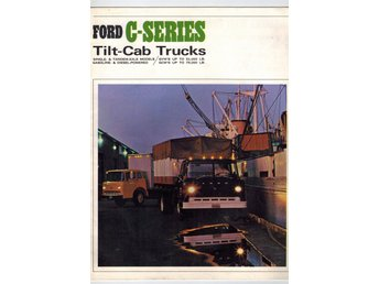 Ford C-series Tilt-cab 1966