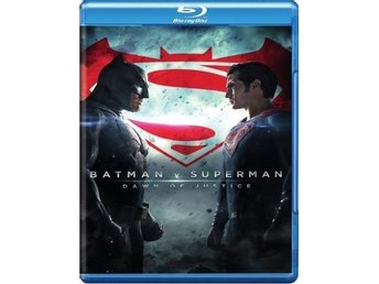 Batman superman dawn of justice ny bluray