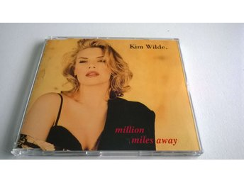 Kim Wilde - Million Miles Away, CD, Maxi-Single