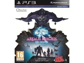 Final Fantasy XIV (14) A Realm Reborn Nordic Limited Edition - Norrtälje - Final Fantasy XIV (14) A Realm Reborn Nordic Limited Edition - Norrtälje