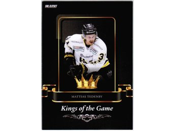 2014-15 SHL Elitset Kings of the Game Mattias Tedenby HV71