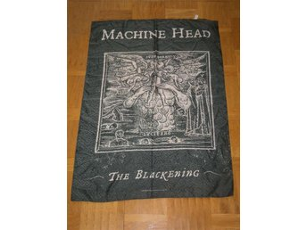 MACHINE HEAD (Flagga) 107X78